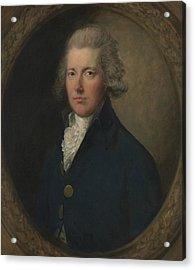 William Pitt Acrylic Print
