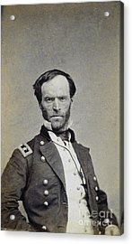 William Tecumseh Sherman Acrylic Print by Granger