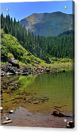 Williams Lake Acrylic Print