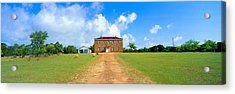 Willow City School From 1904 Acrylic Print by Panoramic Images