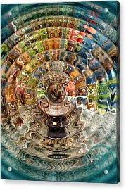 Zenergy  Acrylic Print