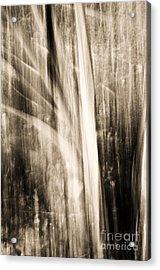 Wind Acrylic Print by Emilio Lovisa