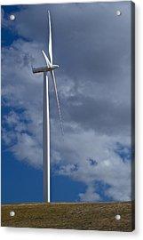 Wind Power 11 Acrylic Print