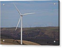Wind Power 12 Acrylic Print