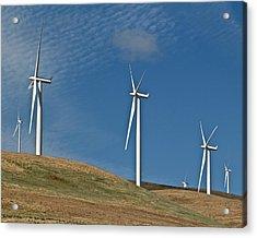 Wind Power 2 Acrylic Print