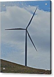 Wind Power 4 Acrylic Print