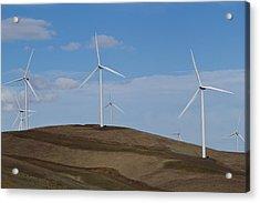 Wind Power 7 Acrylic Print