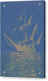 Windjammer Acrylic Print