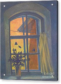 Window Acrylic Print by Andrey Soldatenko