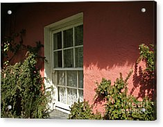 Window In Ireland Acrylic Print
