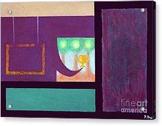 Window Seat Acrylic Print