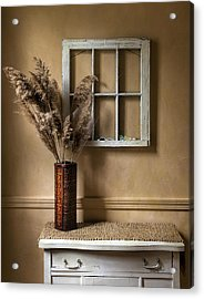 Window To Nowhere Acrylic Print