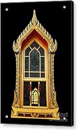 Window Acrylic Print by Ty Lee