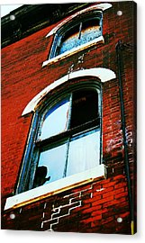 Windows Acrylic Print by Christopher Woods