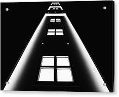 Windows Acrylic Print by Jutta Kerber