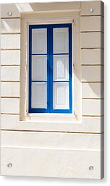 Windows Of The World 6 Acrylic Print