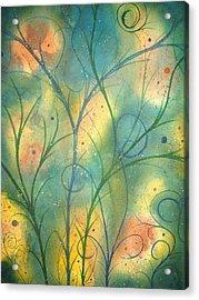 Winds Of Change 2 Acrylic Print by Scott Harrington