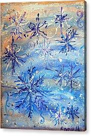Winds Of Winter Acrylic Print