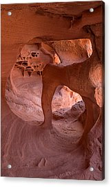 Acrylic Print featuring the photograph Windstone Arch by Patricia Davidson