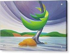 Windswept II Acrylic Print
