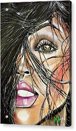 Windy Daze Acrylic Print