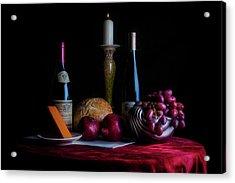 Wine And Dine II Acrylic Print