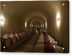 Wine Cave-3 Acrylic Print
