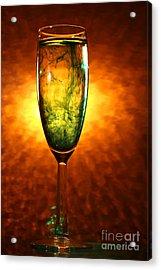 Wine Glass  Acrylic Print