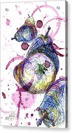 Wine Pearing Acrylic Print
