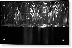 Wine Time Acrylic Print by Brad Scott