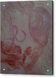 Wineeerie Acrylic Print by TripsInInk