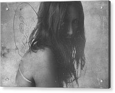 Wings On The Ground Acrylic Print