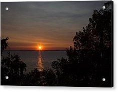 Winnebago Sunset Acrylic Print