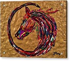 Winners Circle Acrylic Print