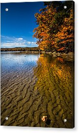 Winnisquam Fall Acrylic Print