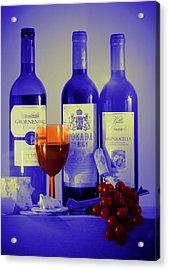 Winsome Wine Acrylic Print