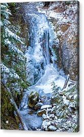Winter Approaching Acrylic Print