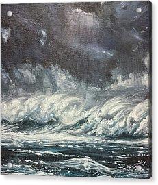 Winter Atlantic  Acrylic Print