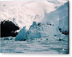 Acrylic Print featuring the photograph Winter Soltice Alaska  by Judyann Matthews