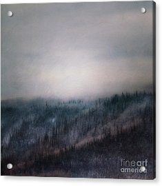 Winter View 3 Acrylic Print