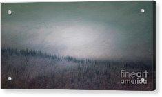 Winter View Acrylic Print