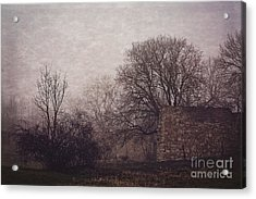 Winter Without Snow Acrylic Print