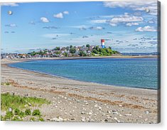 Winthrop Massachusetts  Acrylic Print by Brian MacLean
