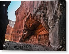 Wire Pass Archway Acrylic Print