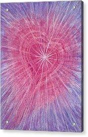 Wisdom Of The Heart Acrylic Print