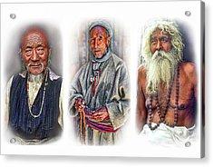 Wisdom - Such A Long Journey 2 Acrylic Print