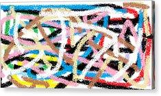 Wish - 17 Acrylic Print
