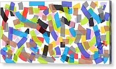 Wish -30 Acrylic Print
