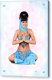 Wish Granted Acrylic Print by Kevin Clark