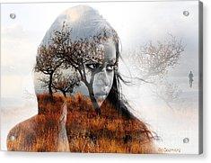 Wish You Were Still Here Acrylic Print